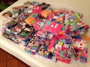 625 pairs of underwear